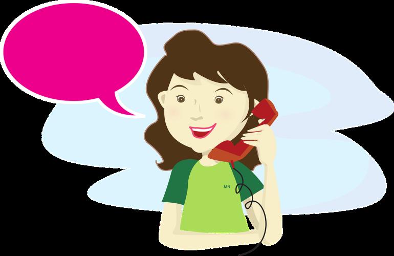 Free internet calls . Clipart telephone caller