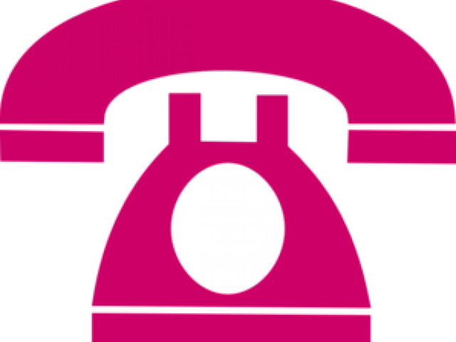 Clipart phone pink. No cell free download