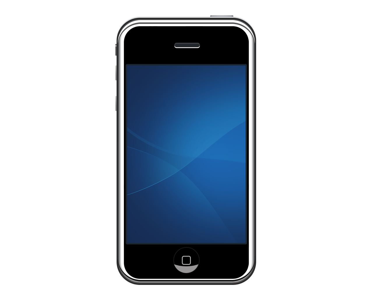 Phone clipart iphone. Smartphone seventeen isolated stock