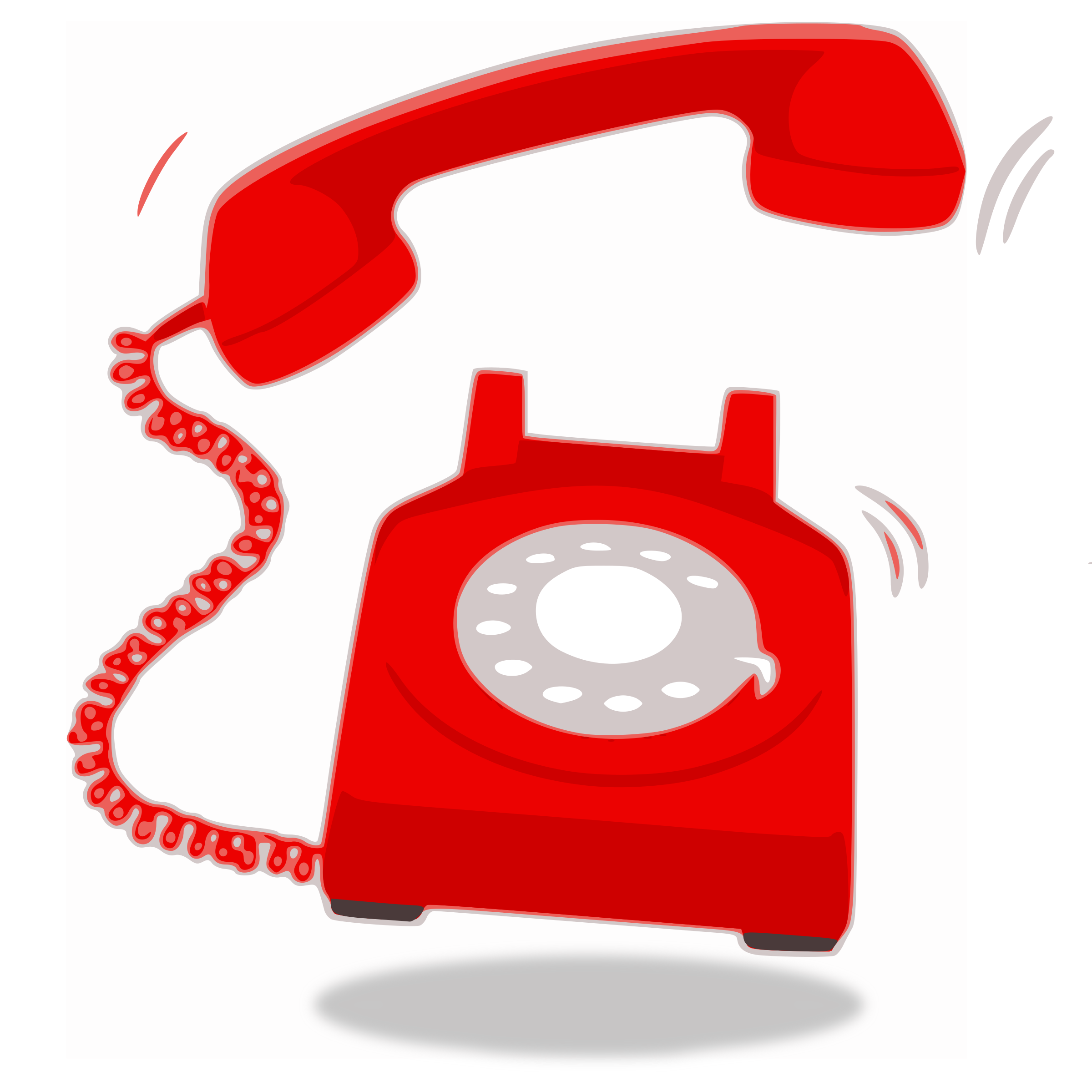 Telephon big image png. Telephone clipart red telephone