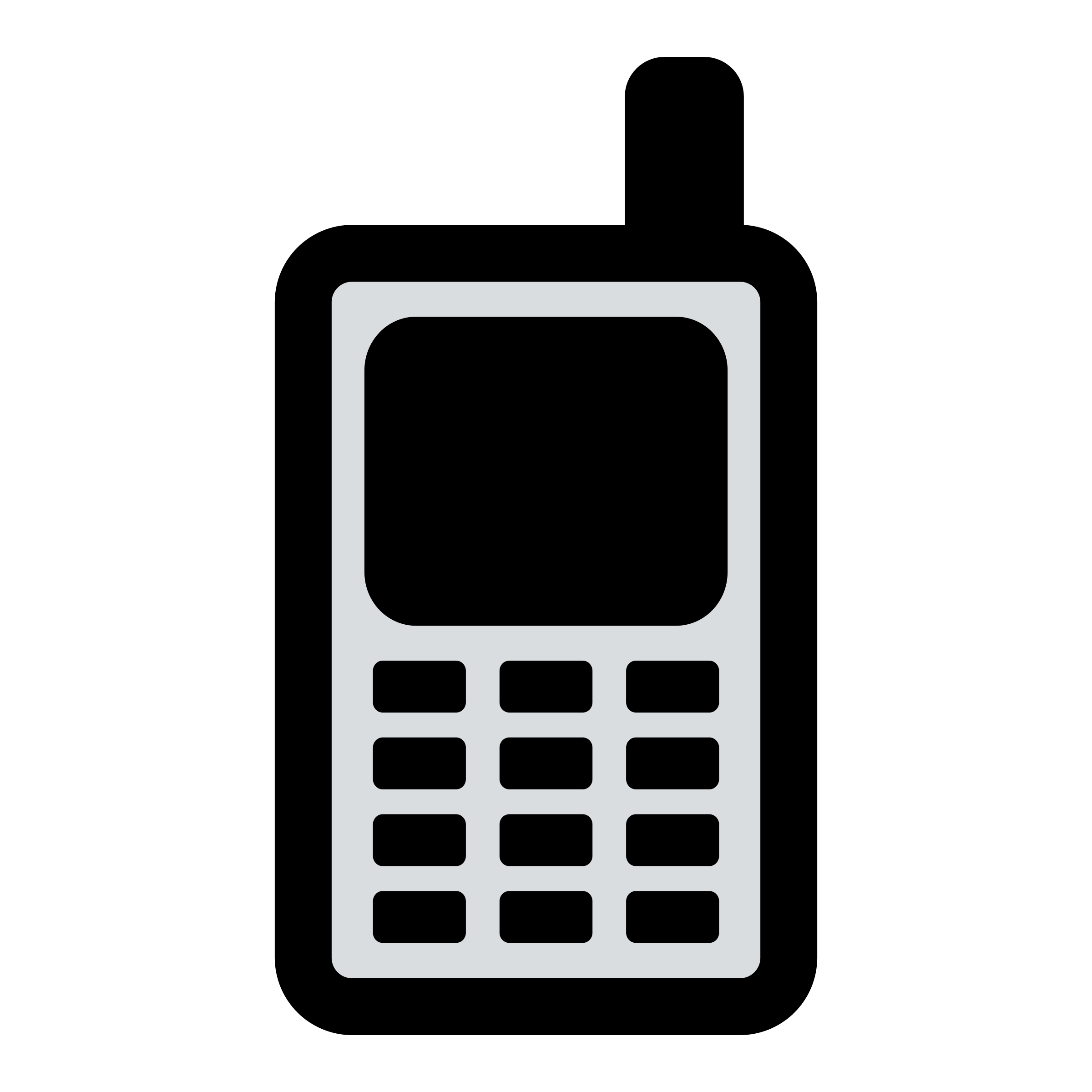 Phone clipart mobile icon. Primary yahoo big image