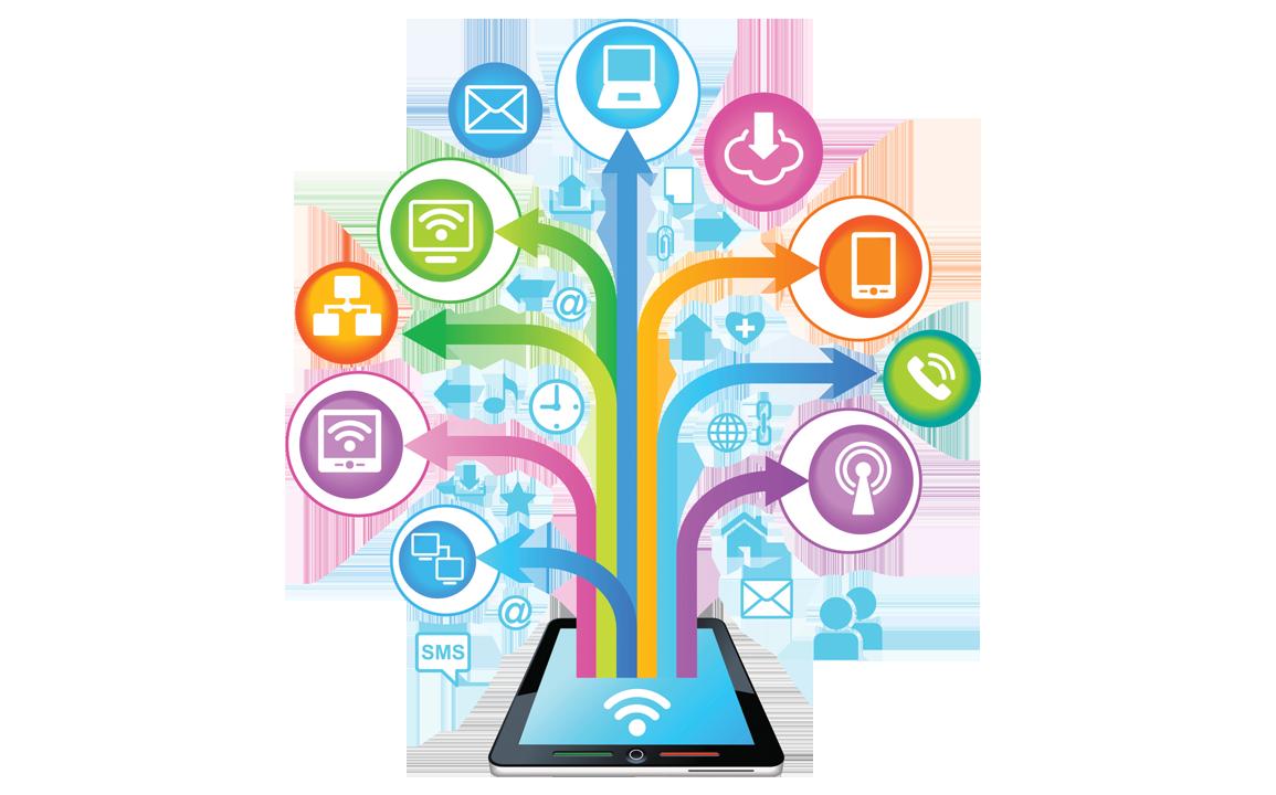 Facebook clipart app. Gt informatics web development