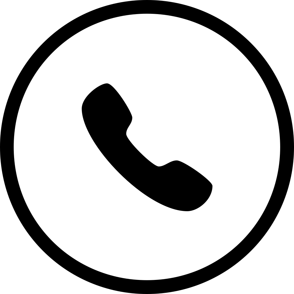 Telephone Hollow Solid Color Svg Png Icon Free Download