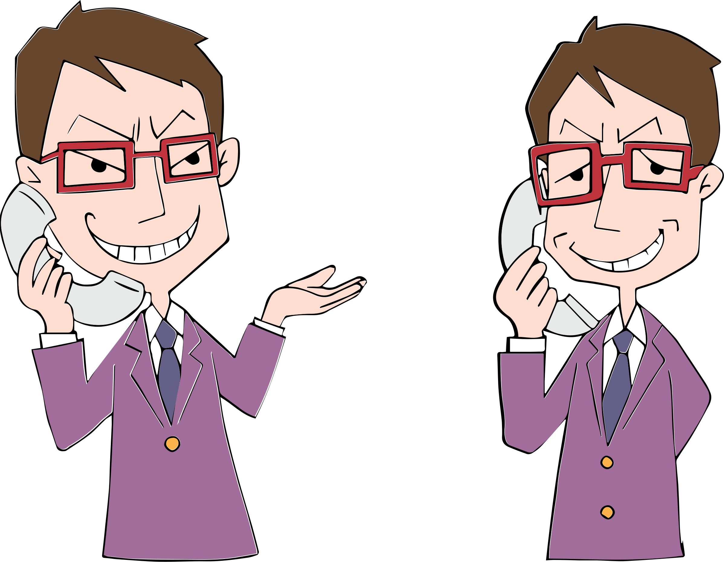 Phone clipart telemarketer. Telemarketing crook icons png