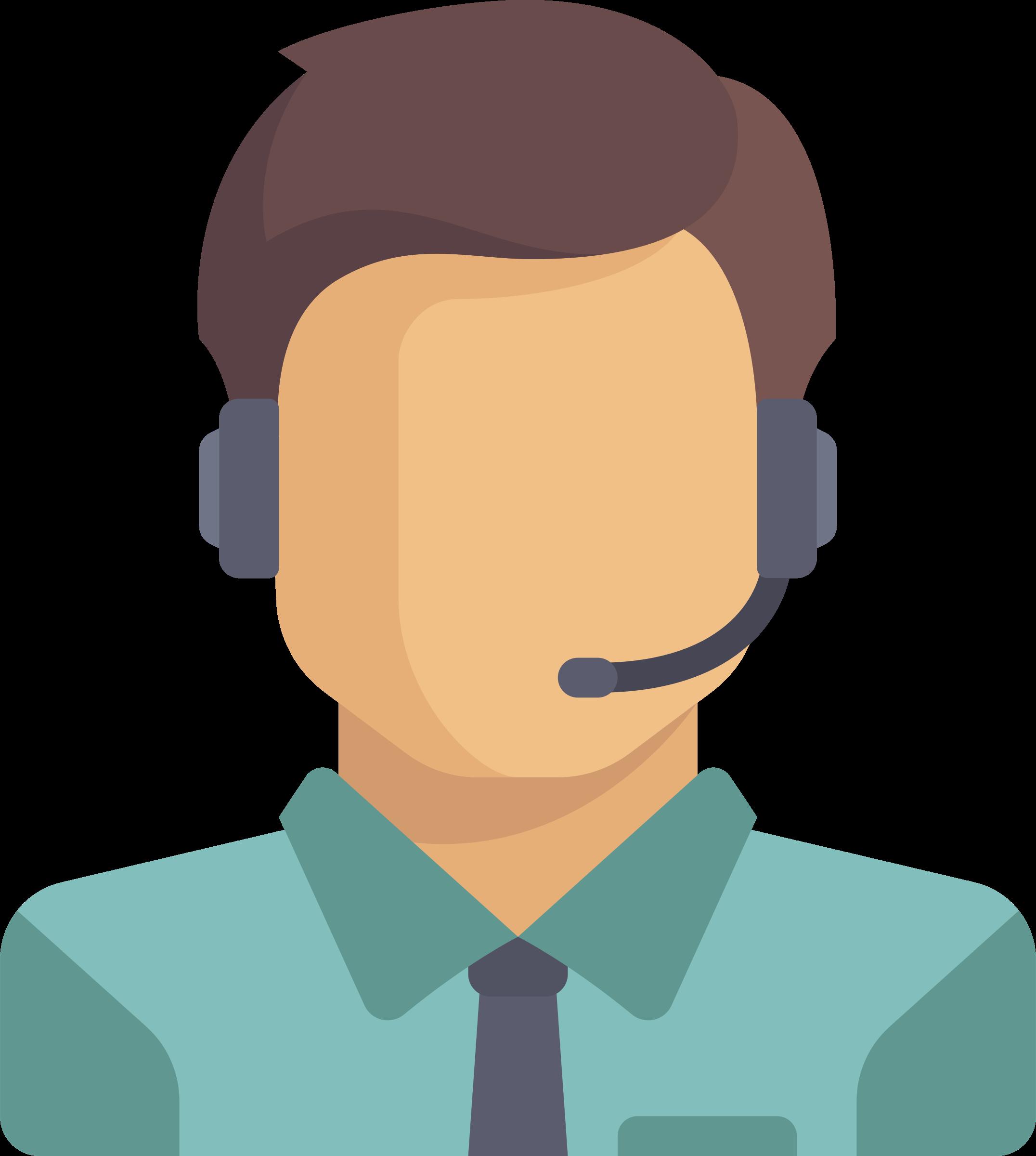 Customer servicr big image. Phone clipart telemarketer