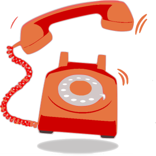 Linc blog messages . Telephone clipart telephone message