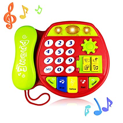 Jeacy music telephone for. Clipart toys toy phone