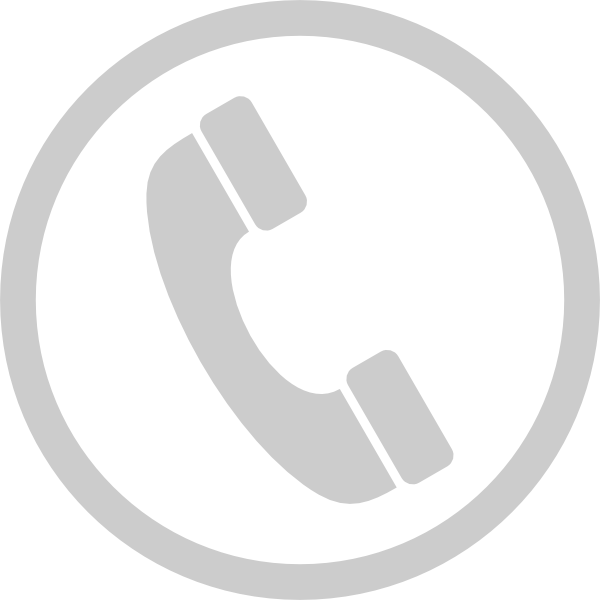 White clipart telephone. Phone icon clip art