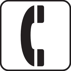 Clipart phone vector. Clip art at clker