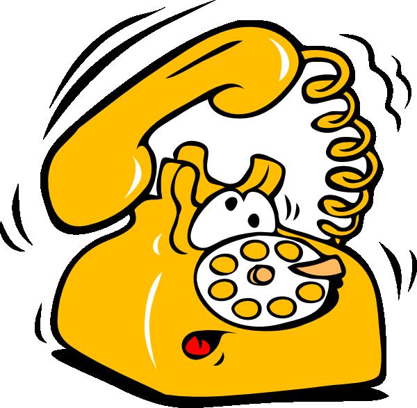 Phone clipart rotary phone. Ringing clip art at