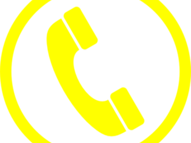 Crayon free download clip. Telephone clipart yellow telephone