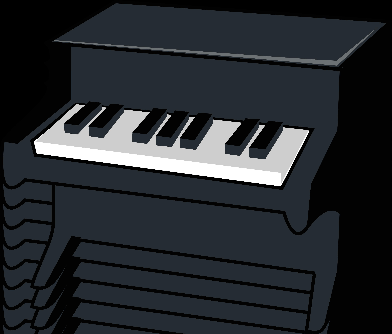 Clipart piano. Free pictures clipartix clip