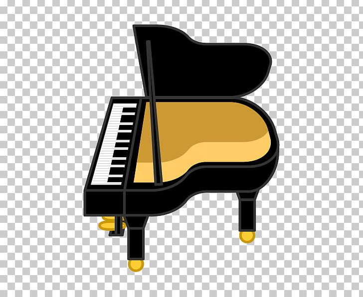 Musical keyboard instruments and. Piano clipart black object