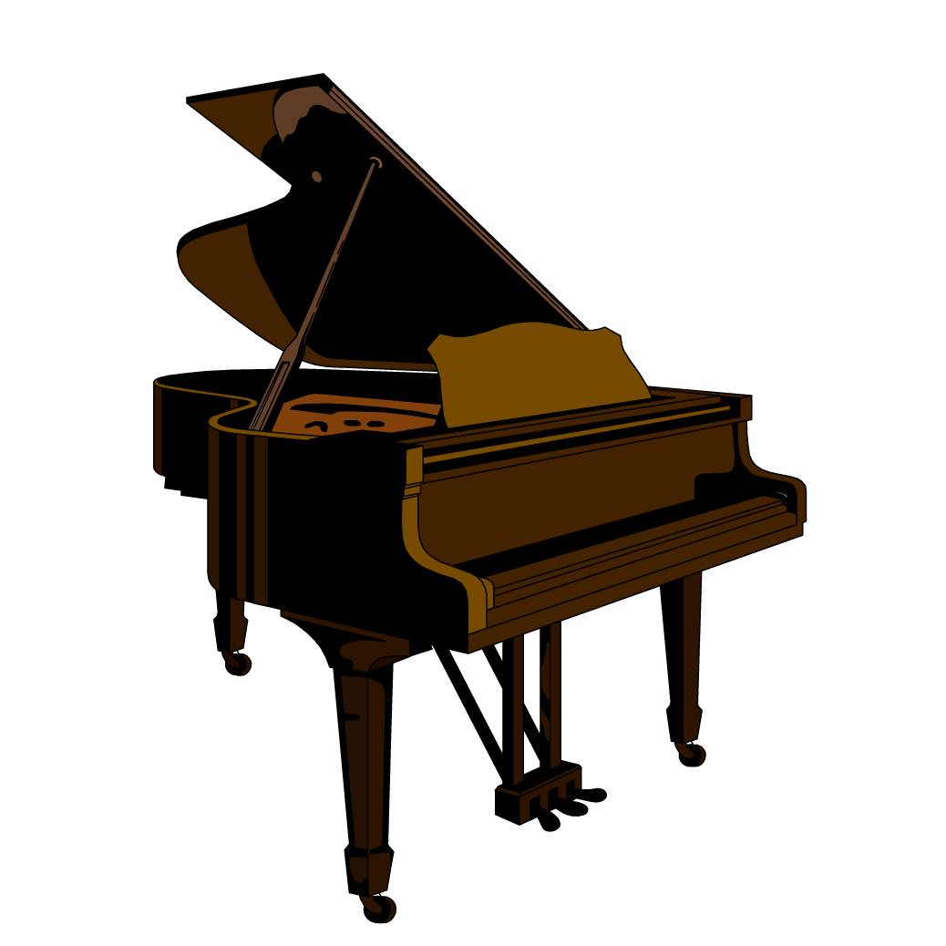 Piano clipart piano design. Png transparent free images