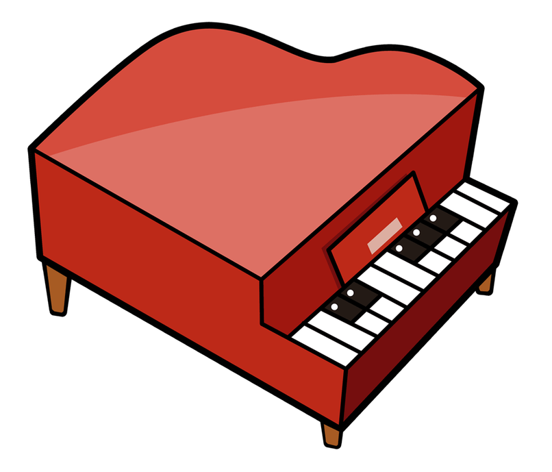 Cartoonwjd com clip art. Piano clipart cartoon