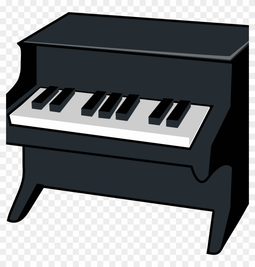 Grand drawing upright clip. Piano clipart church