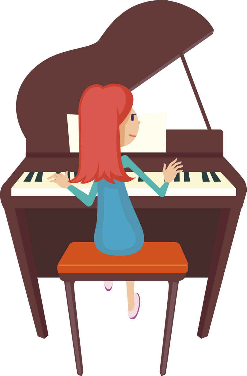 Cartoonwjd com cliparting. Piano clipart cartoon play