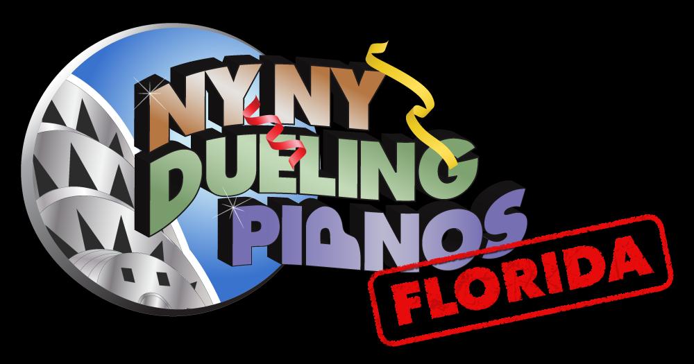 Nyny of florida orlando. Piano clipart dueling pianos
