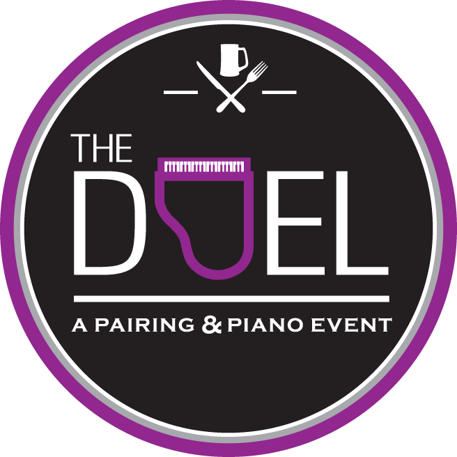 The duel boys girls. Piano clipart dueling pianos