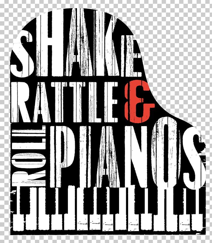 SHAKE RATTLE & ROLL Dueling Pianos Piano Bar PNG, Clipart ...