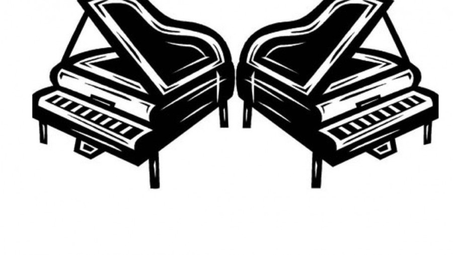 Clipart resolution 960*540 - dueling pianos clipart Piano ...
