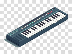 Clipart piano electric. Digital keyboard player