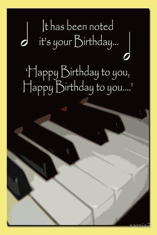 Pin by susan on. Clipart piano happy birthday piano