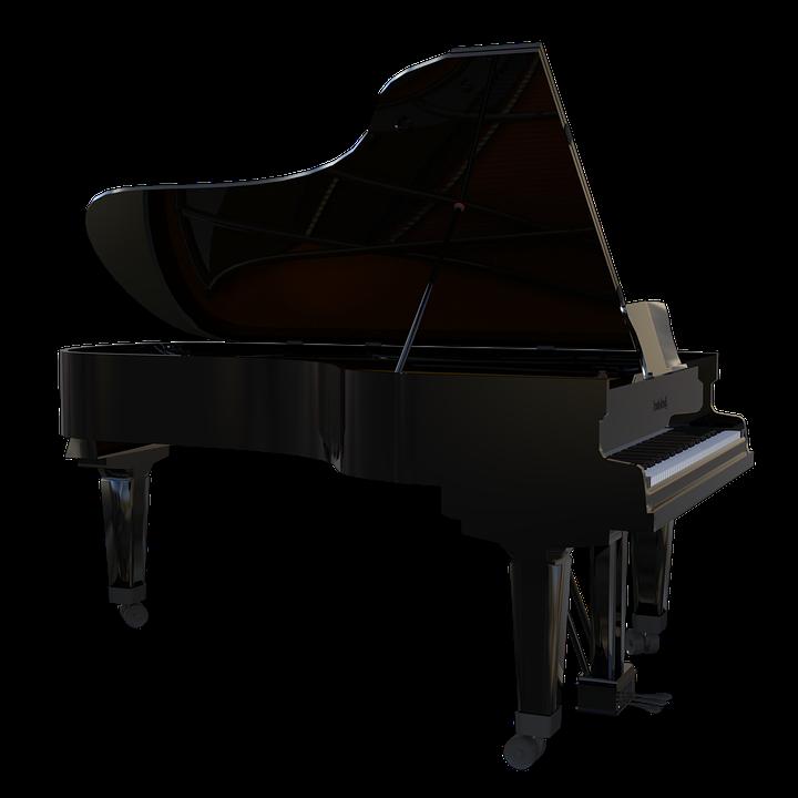 Free photo Keys Musical Instrument Music Piano Instrument