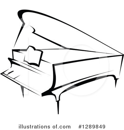 Piano clipart illustration. Panda free images