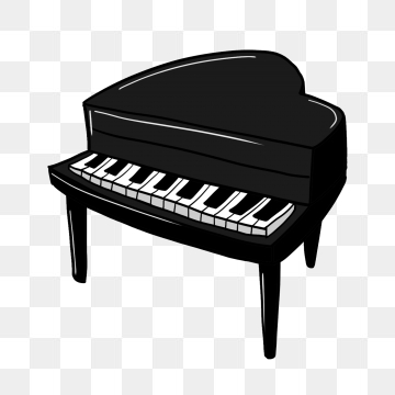 Piano clipart music instrument. Images png format clip