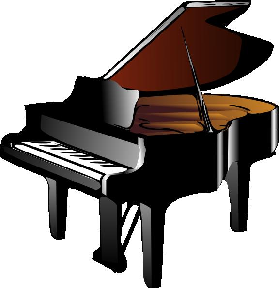 Flutes clipart jazz piano. Panda free images jazzpianoclipart