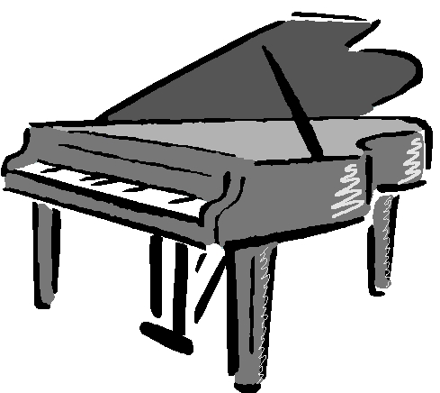Upright free images clipartix. Piano clipart cartoon