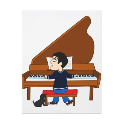 Piano clipart boy. Free play cliparts download