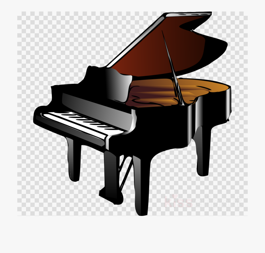 Transparent musical instrument png. Piano clipart footloose