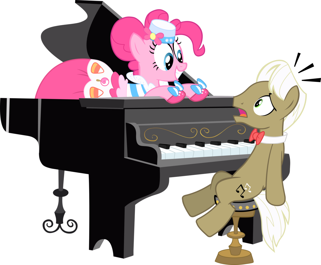 artist sansbox clothes. Piano clipart comic