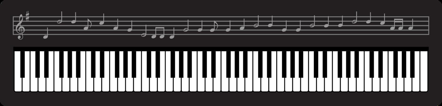 Digital musical instrument electric. Piano clipart organ