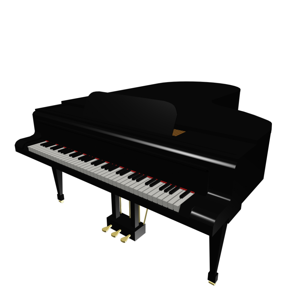 Piano clipart high quality. Png image purepng free