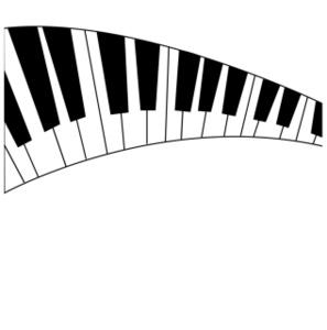 Clipart piano piano key. Free keys cliparts download