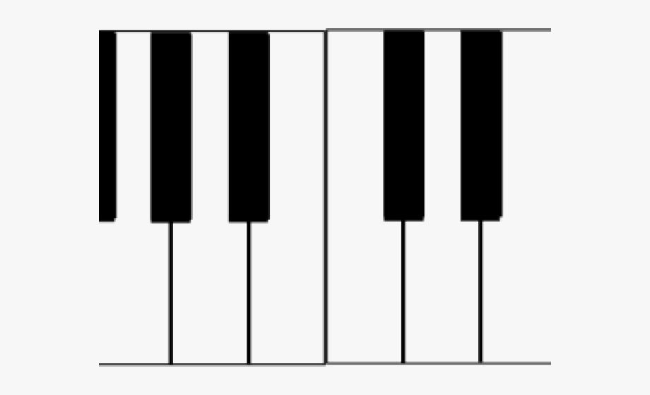 Clipart piano piano key. Keys cliparts musical keyboard