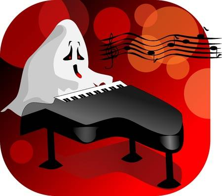 Piano clipart piano performance. Free download clip art