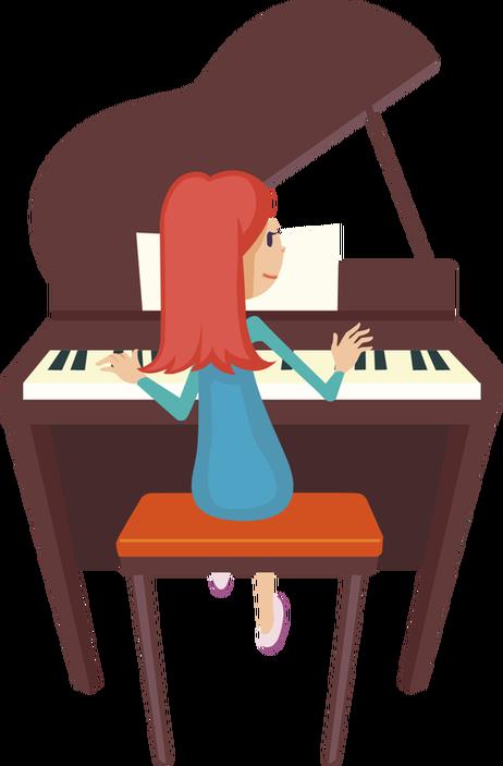 Clipart piano piano recital. Lessons cliparts free download