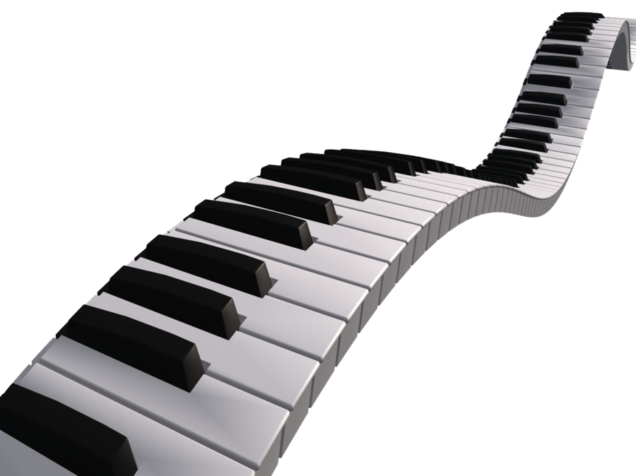 Piano clipart portable. Keyboard alternative design pin