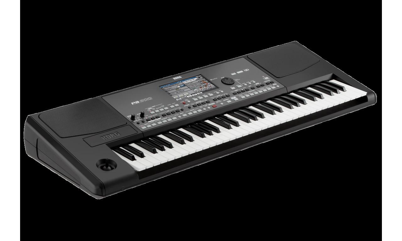 Korg pa my malaysian. Clipart piano portable