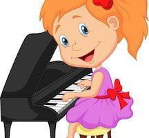 Portal . Clipart piano practice piano