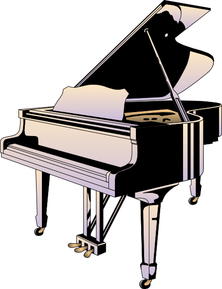 Clipart piano royalty free. Clip art vector online