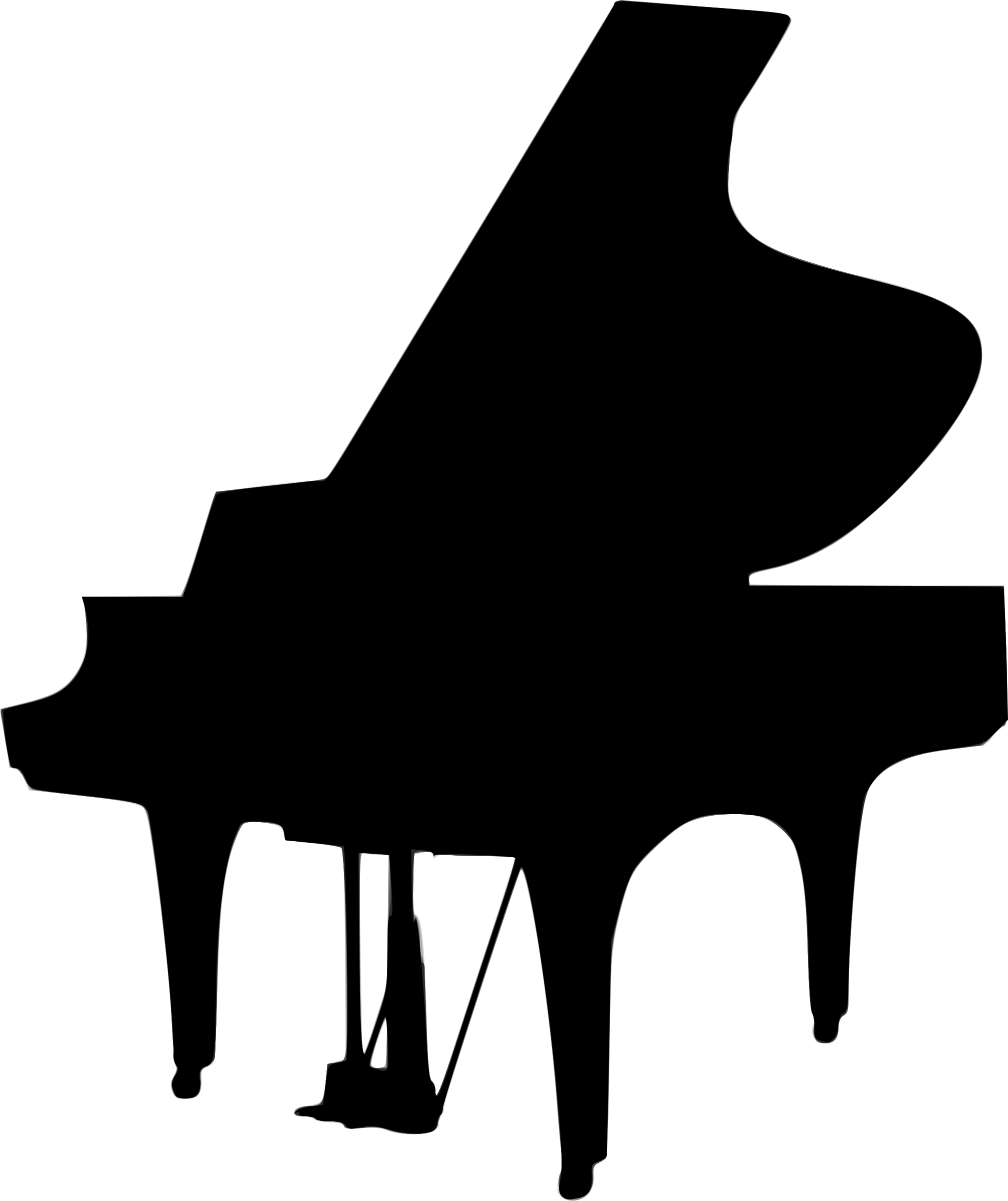 Piano clipart musique. Silhouette icons png free