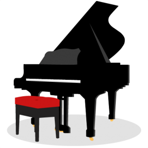 Piano clipart svg. Pin on miss kate