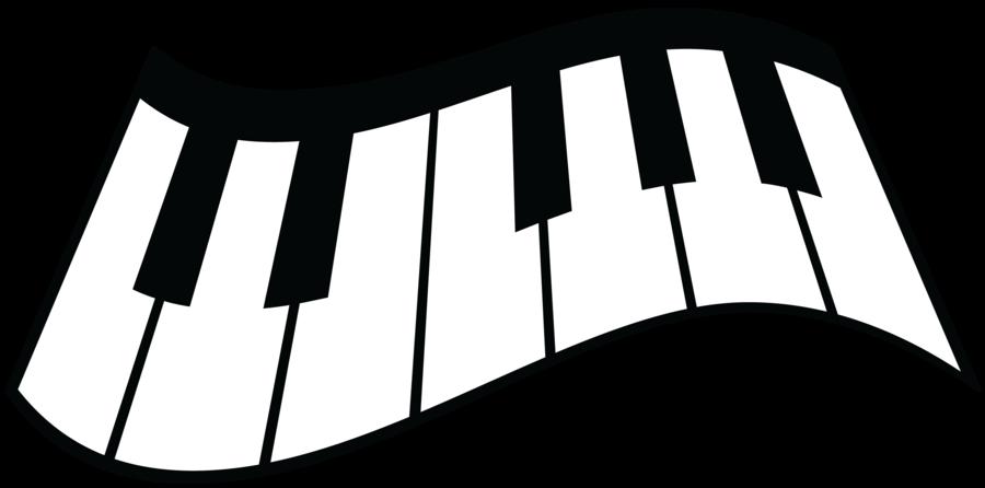 Insanekitteh s cutie mark. Clipart piano swirl