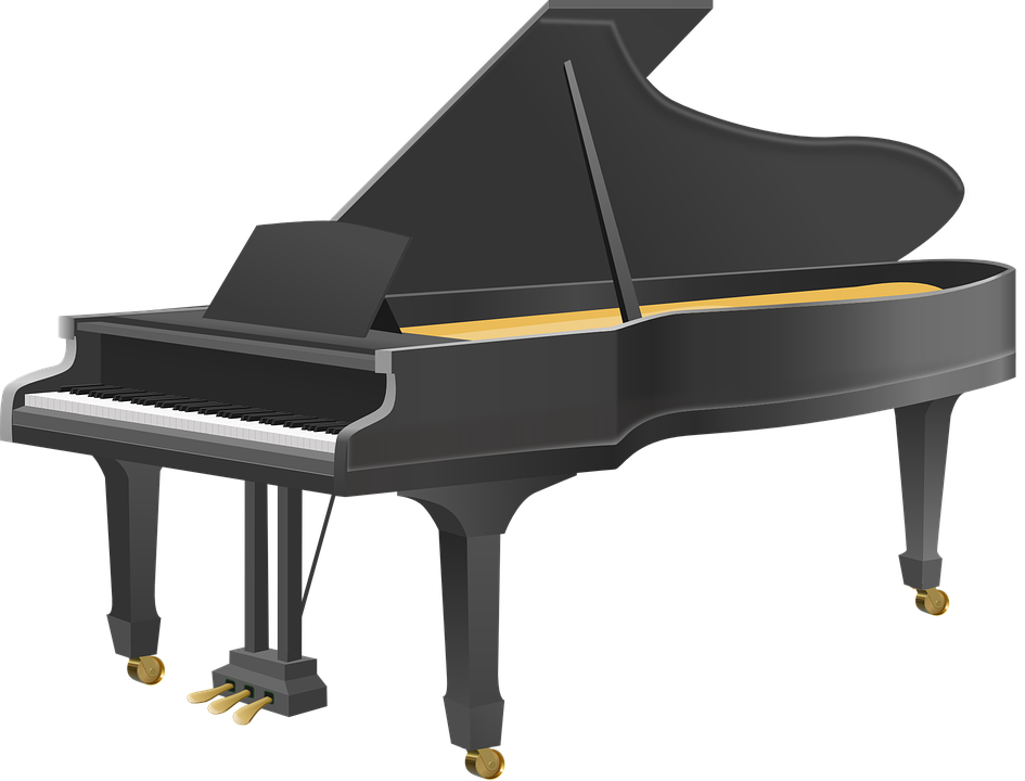 Png transparent free images. Piano clipart pink piano