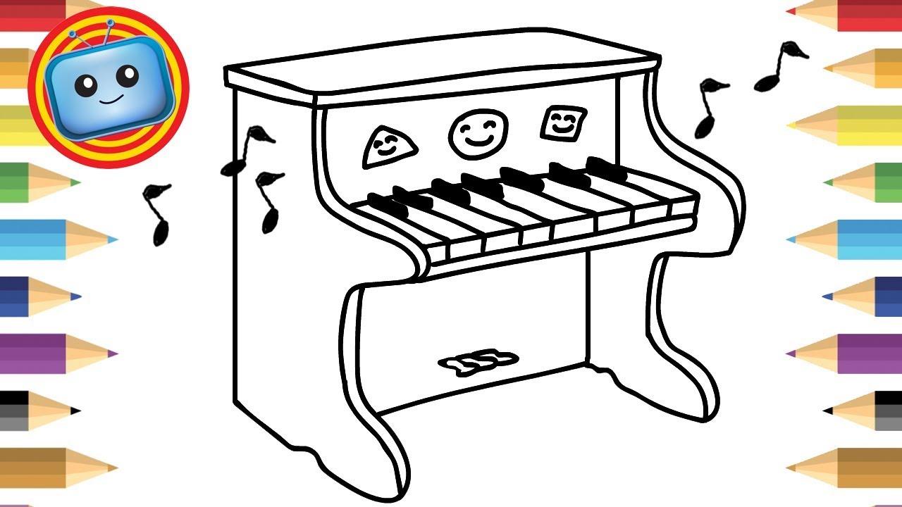 X free clip art. Piano clipart toy piano